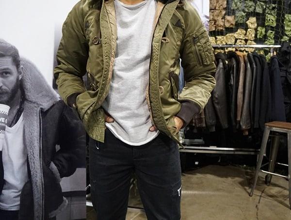 Mens Military Look Jacket Outdoor Retailer Winter Market 2018
