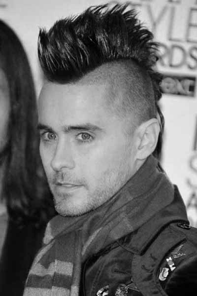 Surprising 50 Mohawk Hairstyles For Men Manly Short To Long Ideas Short Hairstyles Gunalazisus