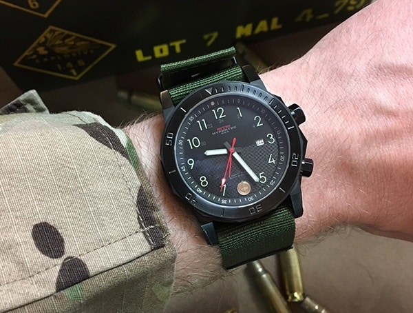 Mens Mtm Special Ops Hypertec H 61 Watch Field Test Review