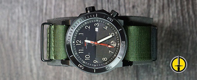 Mens MTM Special Ops Hypertec H 61 Watch Review