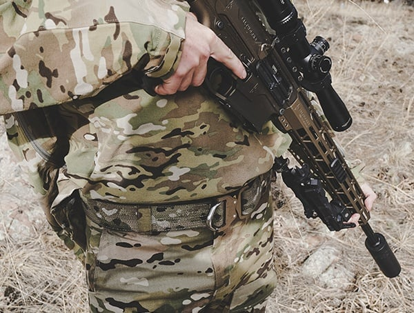 Mens Multicam Elite Survival Systems Cobra Riggers Belt Review