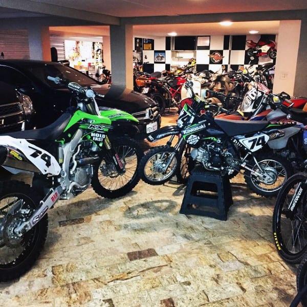 Mens Mx Motorcross Dream Garage