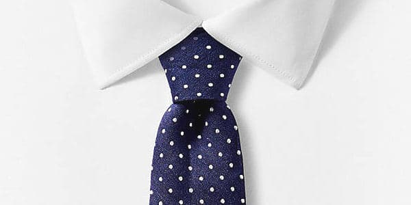 Men's Necktie Style Tips