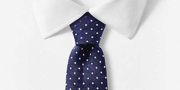 Men's Necktie Style Tips