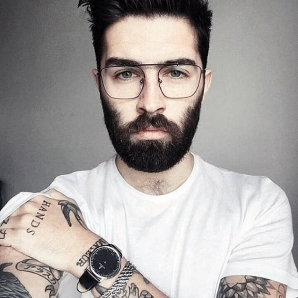 Mens Nice Beard Styles