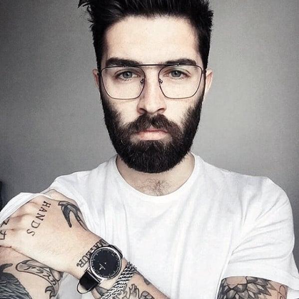 Mens Nice Beard Styles