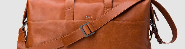 Men's Octovo 48HR Leather Bag