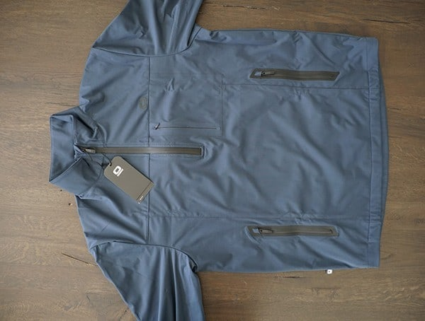 Mens Ogio All Elements Strech Wind Jacket