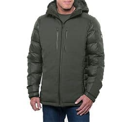 Mens Olive Kuhl Firestorm Parka Purchase