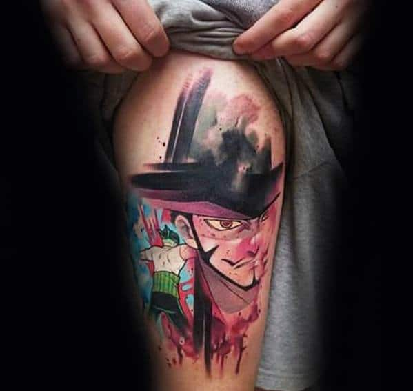Top 71 One Piece Tattoo Ideas 2020 Inspiration Guide