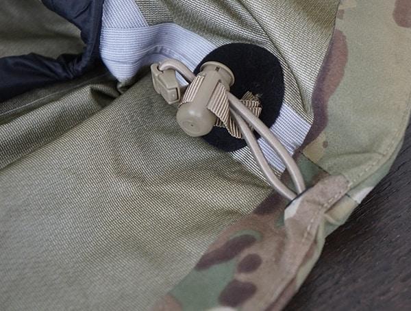 Mens Otte Gear Patrol Parka Adjustable Hem