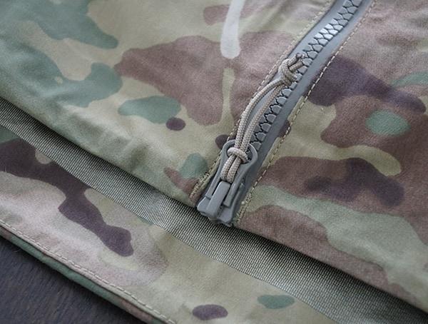 Mens Otte Gear Patrol Parka Multicam Bottom Zipper