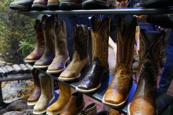 Mens Outdoor Cowboy Boots