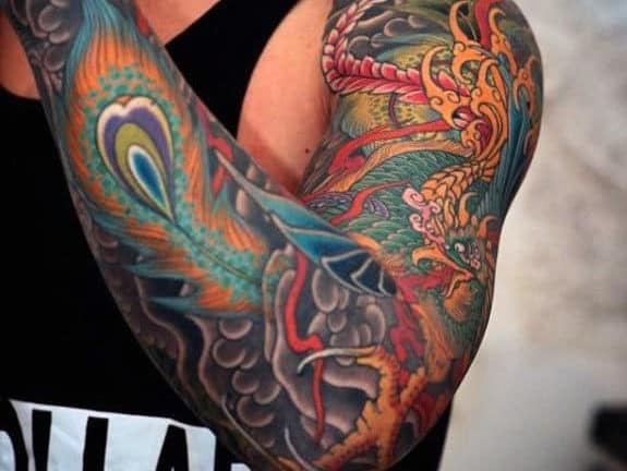 Phoenix Tattoo Meaning – What Does the Phoenix Symbolize? [2021 Information Guide]