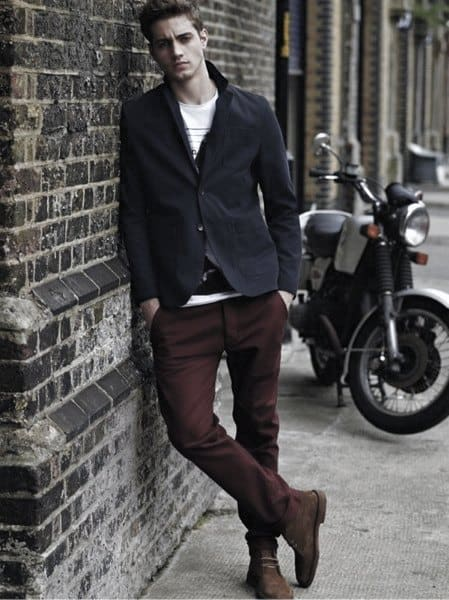 Mens Polished Casual Wear Style Ideas