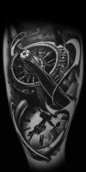Mens Propeller Tattoo Designs