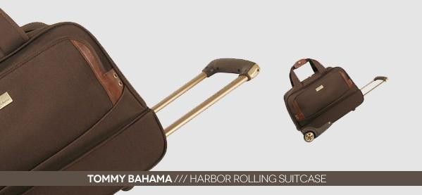 Men's Rolling Suitcase