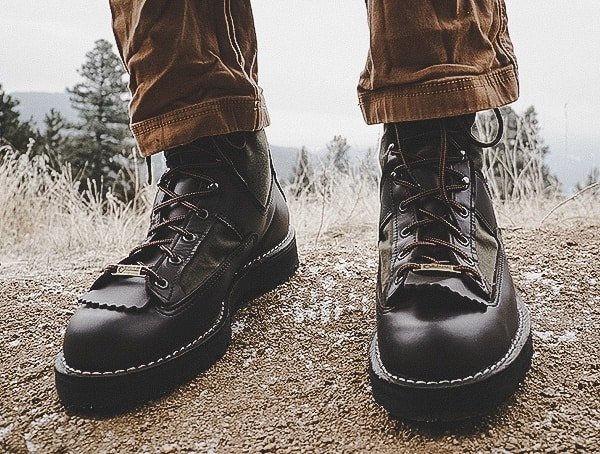 Mens Rugged Outdoor Boots Filson X Danner Grouse Review