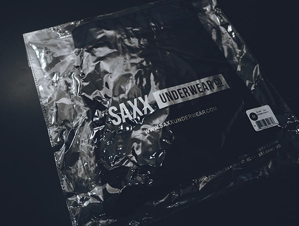 Mens Saxx Blacksheeptight Underwear Review