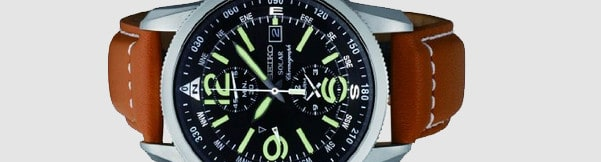 Men's Seiko Adventure-Solar Classic Watch