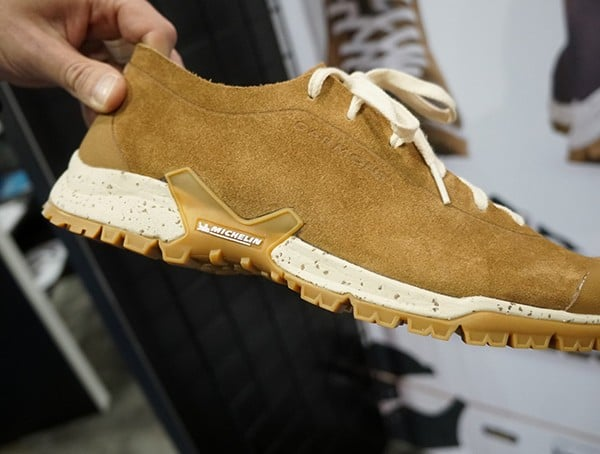 Mens Shoe With Michelin Outsole