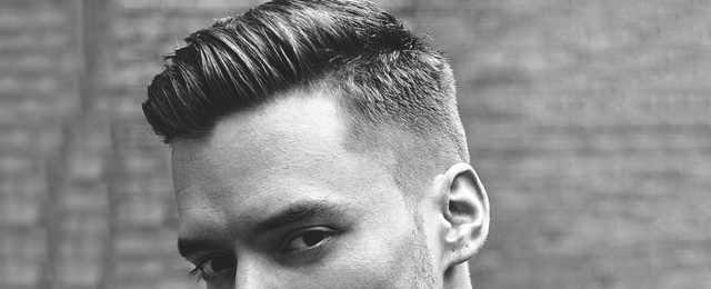 Men's Short Haircuts For Thick Hair