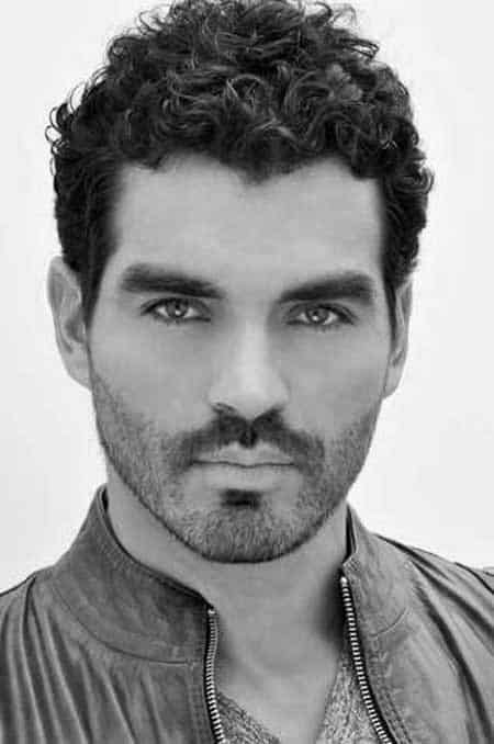 Superb Short Curly Hair For Men 50 Dapper Hairstyles Hairstyle Inspiration Daily Dogsangcom