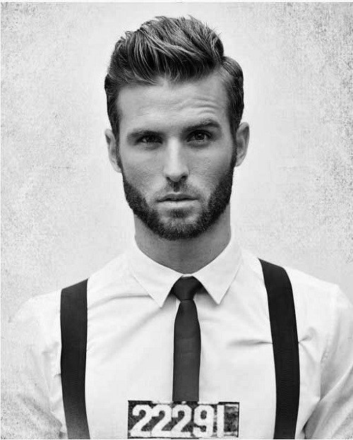 Mens Short Hairstyles For Thick Hair