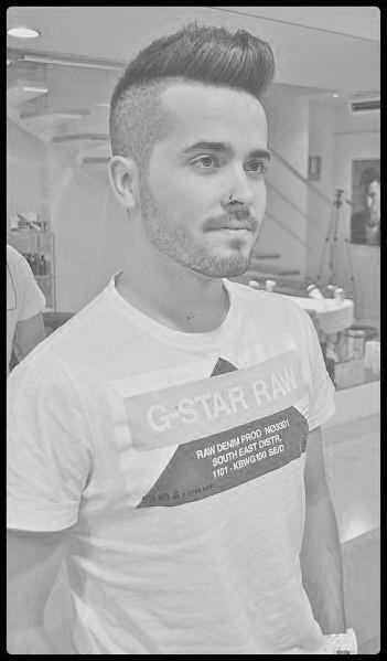 Men's Side Haircut