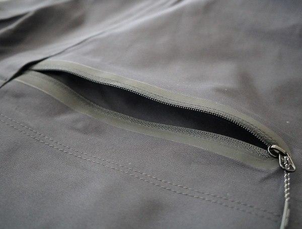 Mens Ski Jackets Shell M 51 3 Layer Fishtail