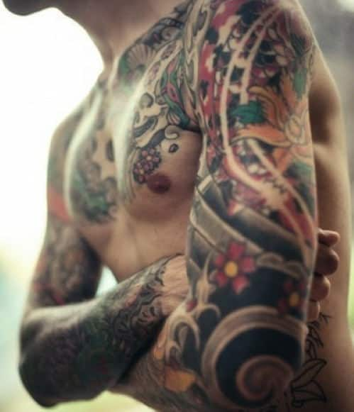 Men's Sleeve Design Ideas