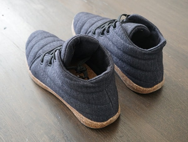 Mens Sole X United By Blue Jasper Wool Eco Chukka