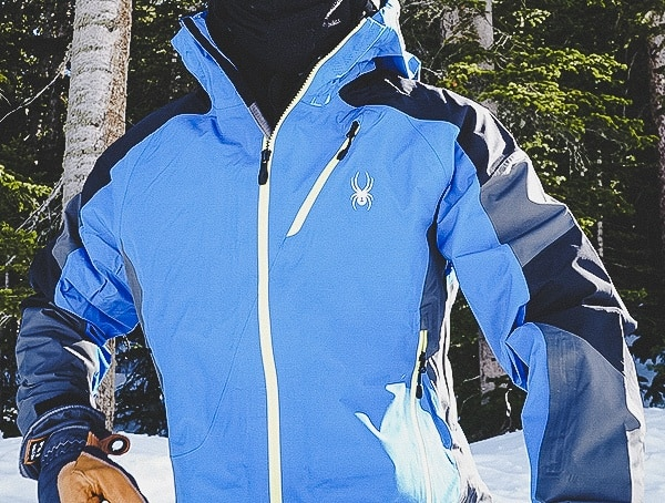 Mens Spyder Eiger Gtx Shell Jacket Review In Turkish Sea