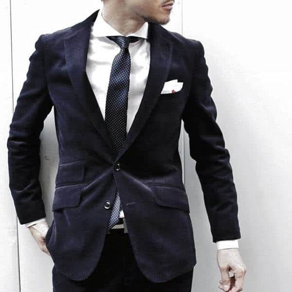 Mens Style Ideas Navy Blue Suits