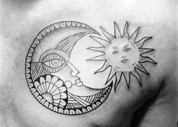 Moon Tattoo Meaning – What Do Different Moon Tattoo Ideas Symbolize?