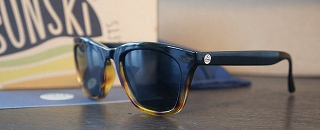 Men's Sunski Manresa Polarized Sunglasses Review – Recycled Scrap Plastic Shades
