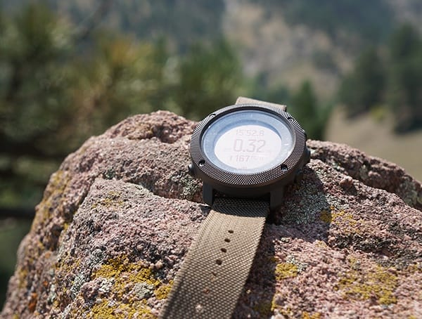 Mens Suunto Traverse Alpha Digital Watch Reviewed