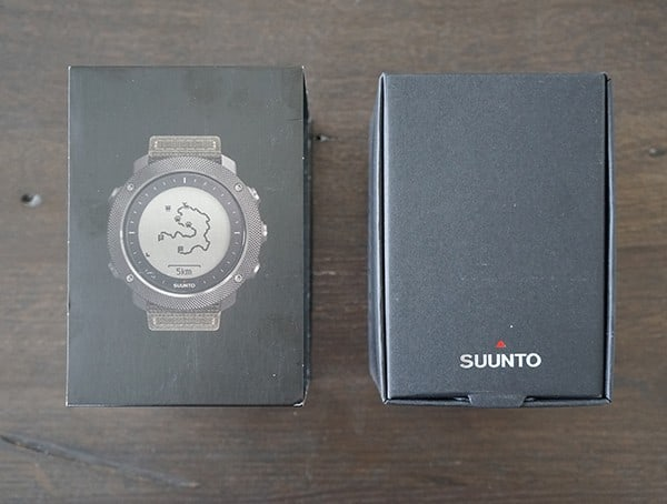 Mens Suunto Traverse Alpha Watches