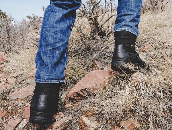 Mens Tactical Boots Black Thorogood Veracity Gtx Review