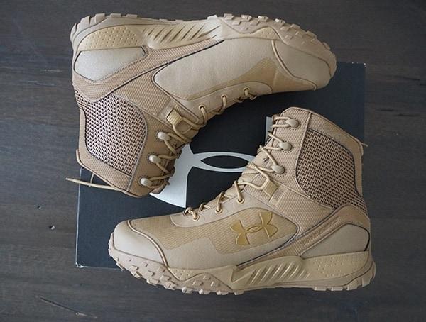 Mens Tactical Boots Under Armour Valsetz Rts 1 5