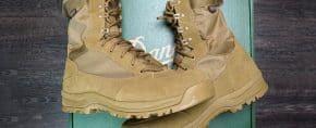 Men's Coyote Danner Tanicus Boots Review – Tactical Footwear