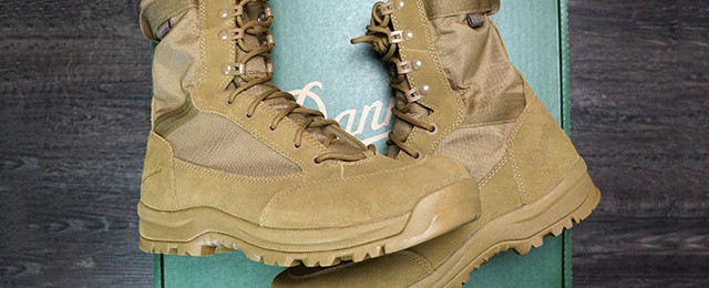 Men's Coyote Danner Tanicus Boots Review – Tactical Footwear