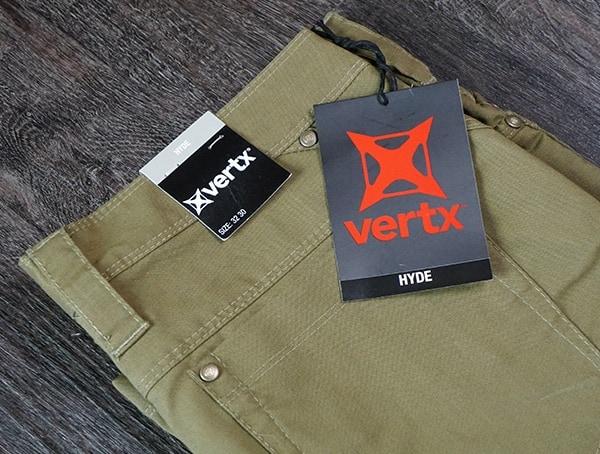 Mens Tactical Pant Vertx Hyde Reviews