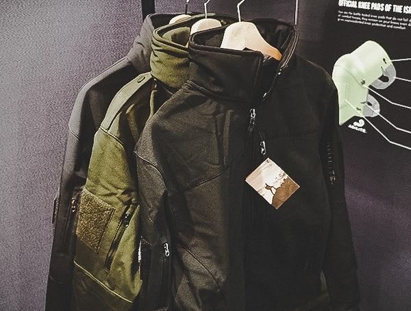 Mens Tactical Ranger Jackets