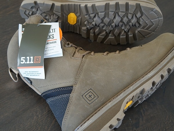 Mens Tactical Waterproof Boots 5 11 Tactical Apex