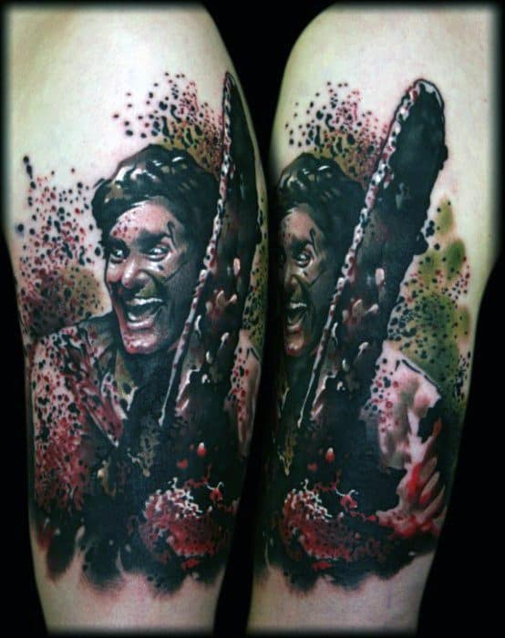 70 evil dead tattoo designs for men book of the dead ink for Ashes in tattoo ink