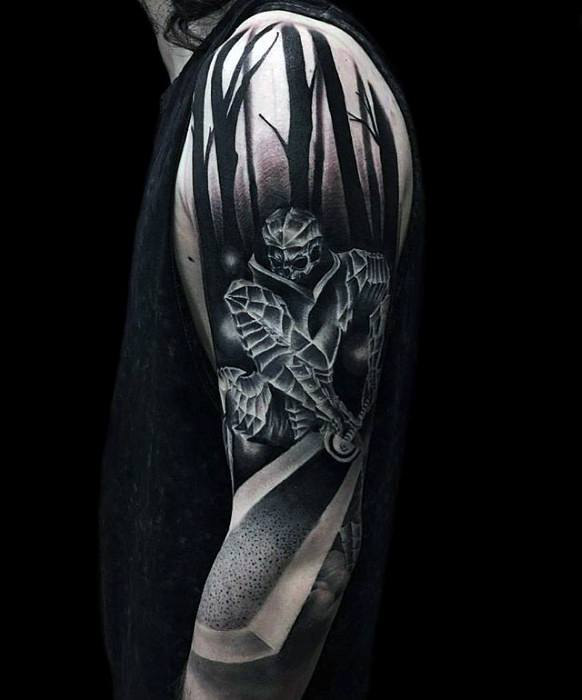 Mens Tattoo Ideas With Epic Design