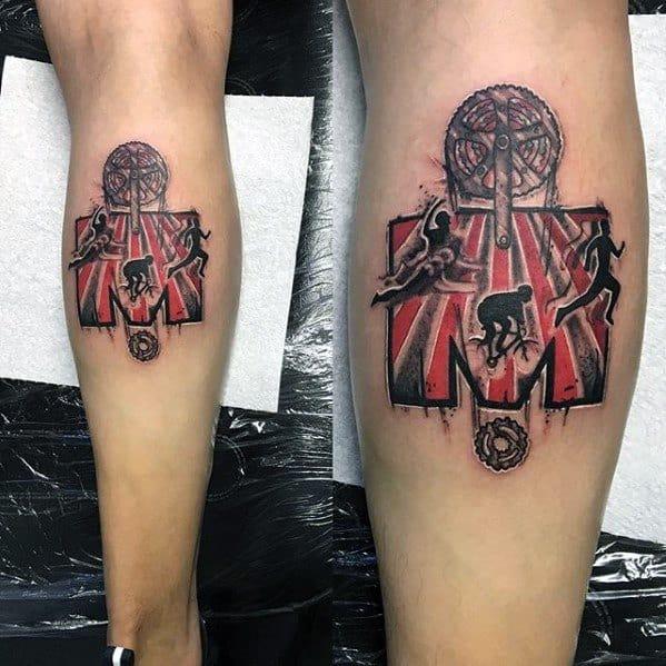 Mens Tattoo Ideas With Ironman Design