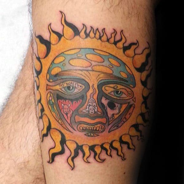 Mens Tattoo Ideas With Sublime Design