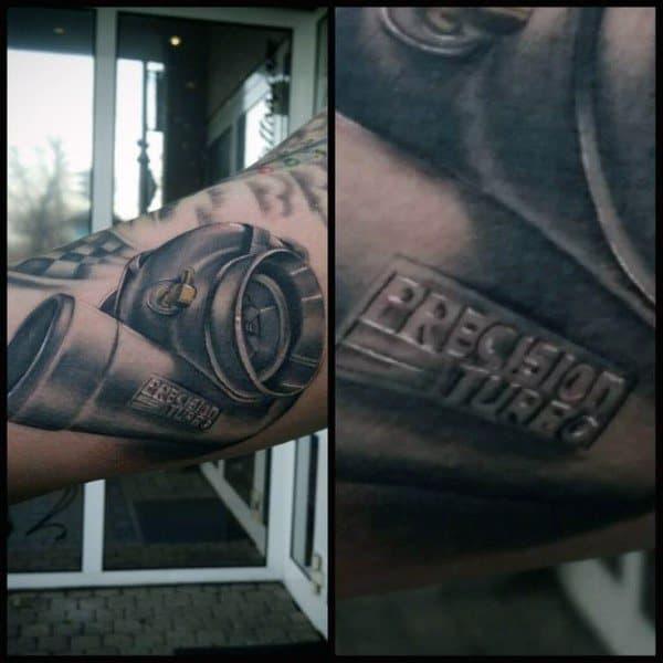 Mens Tattoos Turbo